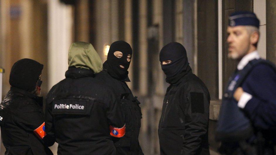 Belgie, policie