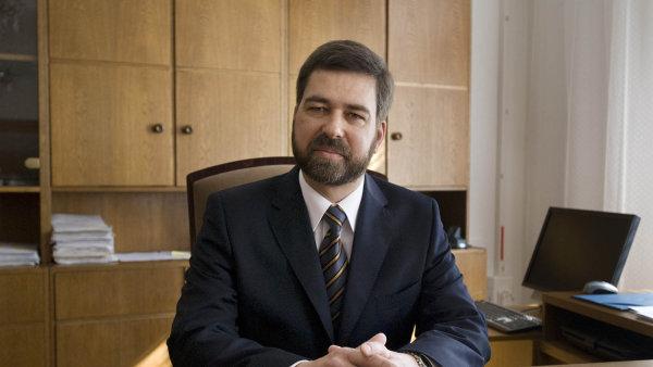 Právní teoretik a místopředseda Nejvyššího soudu České republiky Roman Fiala