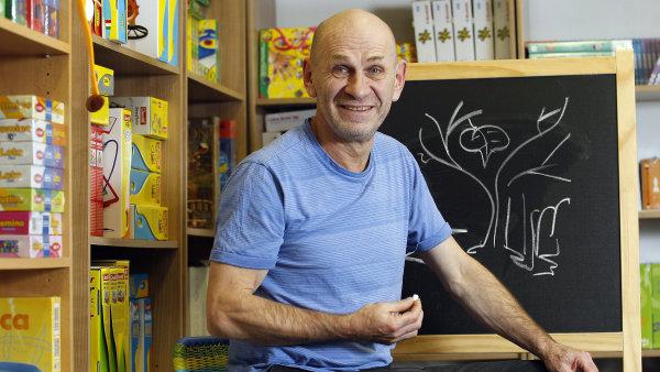 Ondřej Šteffl v rozhovoru hodnotí první rok fungování své nové školy.
