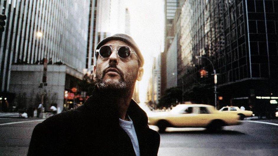 Jean Reno na snímku z filmu Leon z roku 1994.