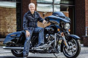 Harleyář už dávno není jen chlap s plnovousem