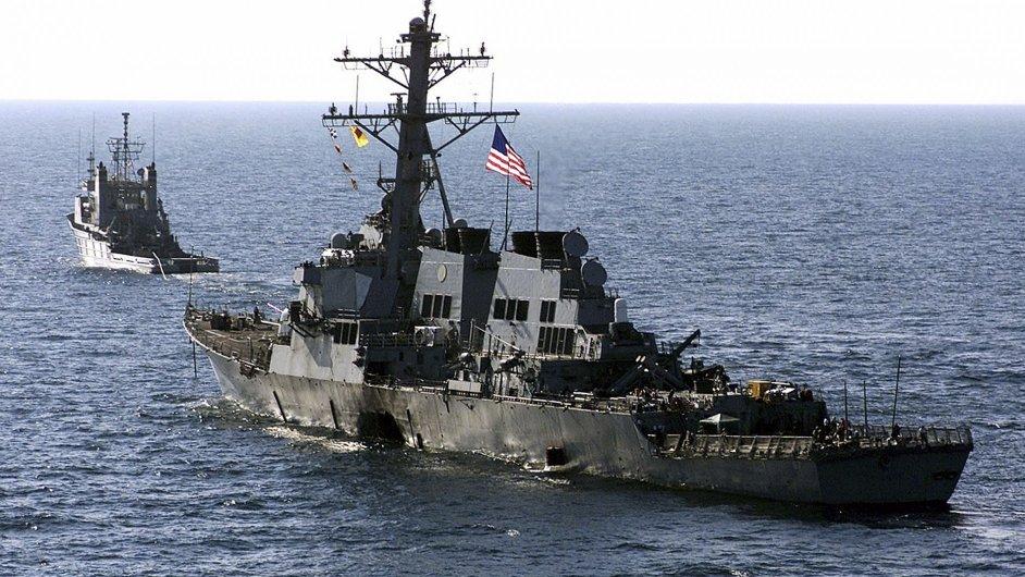 Námořnictvo USA