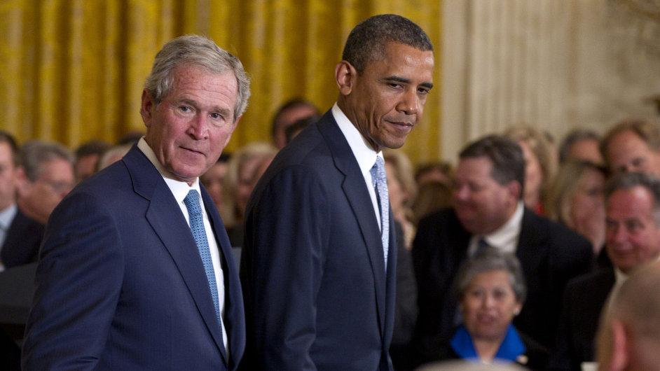 Obama zklamal, hledá se levicový Bush