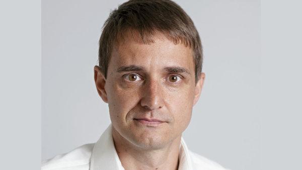 Jiří Černík, finanční ředitel společnosti Skanska