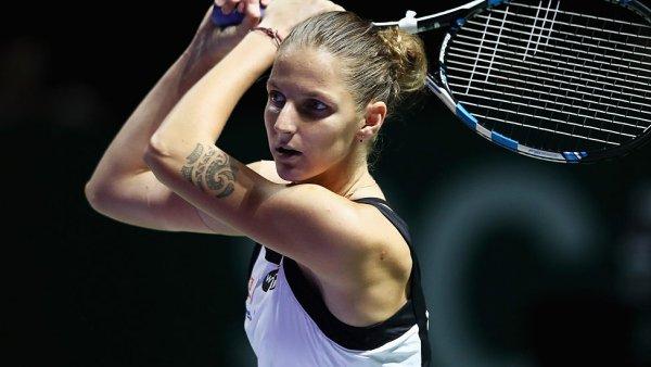 Nová televizní stanice nabídne exkluzivní přenosy světových tenisových zápasů. Ilustrační foto.