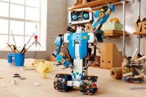 To nejlepší z CES 2017: Lego porazilo OLED televize, luxusní telefony i virtuální realitu