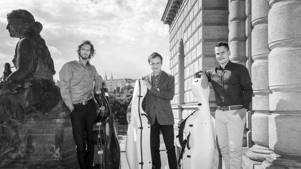 Jako sólisté se všechny tři večery představí violoncellisté Václav Petr, Ivan Vokáč a Eduard Šístek.