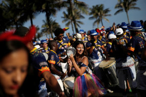 Karneval je tady! Podívejte se, jak se na něj Rio de Janeiro připravuje