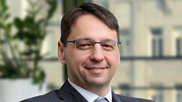 Jan Rydl, poradce v oblasti investic do nemovitostí společnosti Arnold Investments