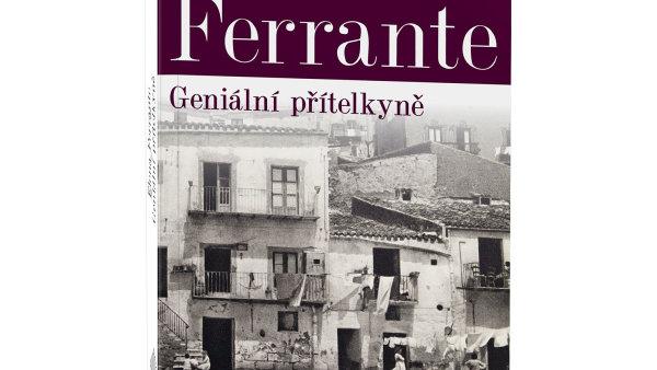 Autorku píšící pod pseudonymem Elena Ferrante vloni týdeník TIME zařadil mezi 100 nejvlivnějších lidí světa. První díl Geniální přítelkyně vloni vydalo nakladatelství Prostor.
