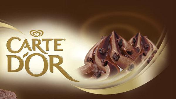 Zmrzliny Carte D'Or