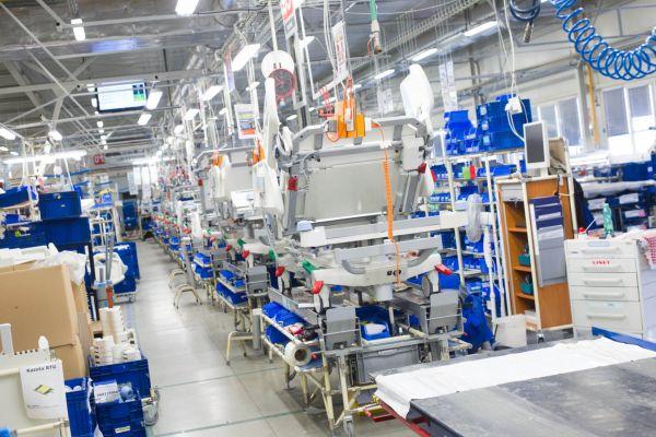 Společnost, která je už teď největším výrobcem nemocničních lůžek v Evropě s tržbami kolem 260 milionů eur, chce mít už za pět let příjmy téměř dvojnásobné.