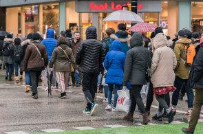 Velká data napovědí, jak počasí ovlivní prodeje zboží v obchodech i jeho výrobu