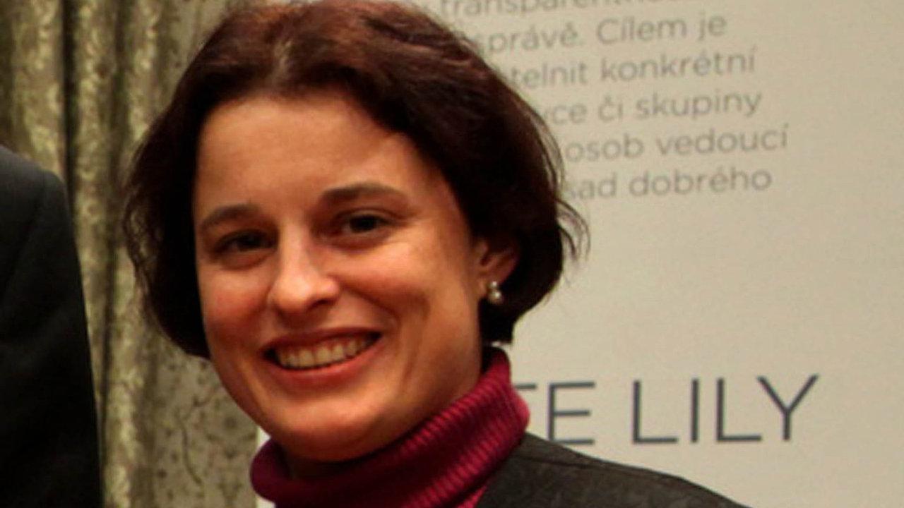Petra Bielinová, advokátka