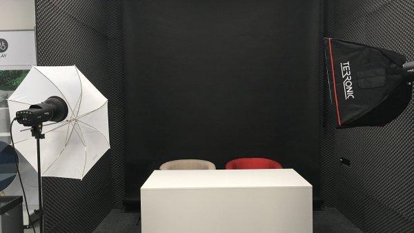 Nahrávací a foto studio v Alza