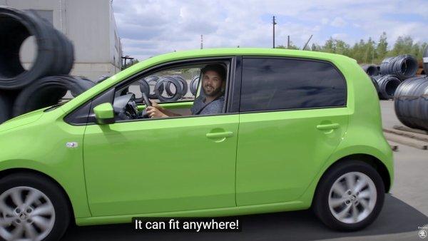 Pedro v reklamě na Škodu Auto