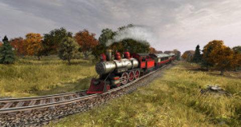 Mashinky se snaží navázat na legendární hru Transport Tycoon, ale nabízí moderní grafiku.