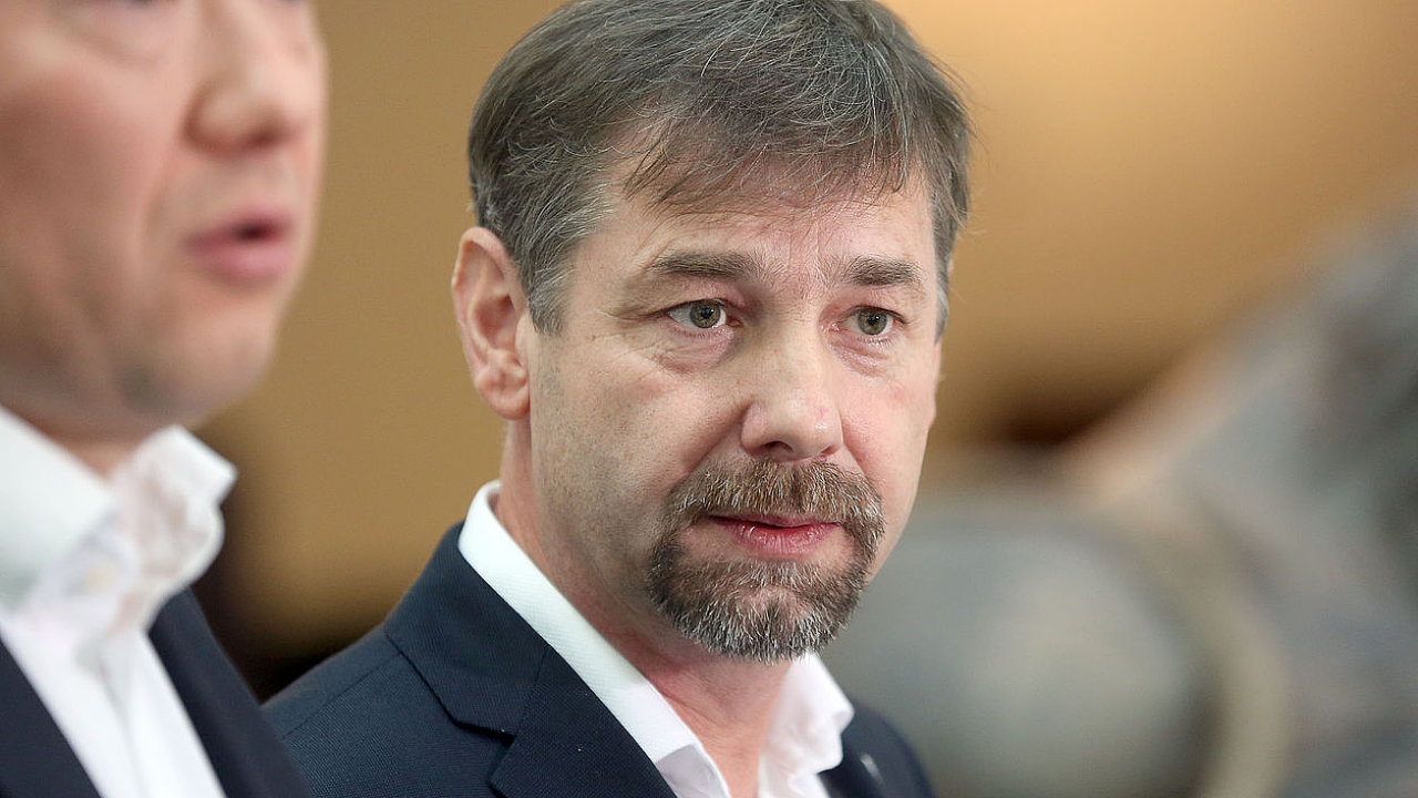 Radek Koten, předseda bezpečnostního výboru, SPD
