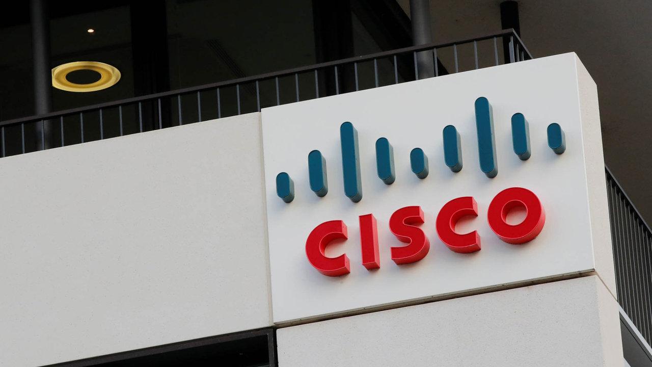Americká firma Cisco převádí svoje peníze ze zahraničí domů.