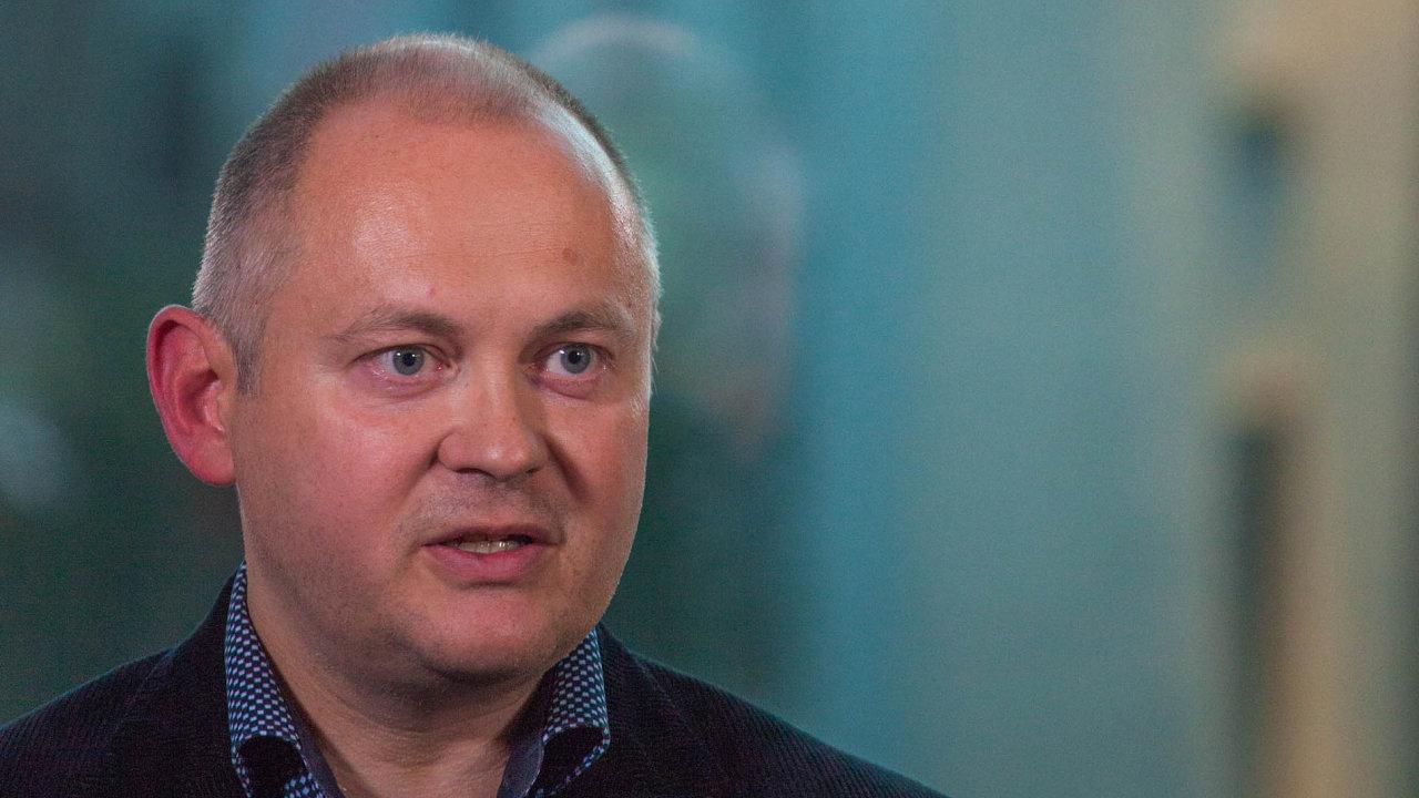 Michal Hašek, bývalý statutární místopředseda ČSSD a exhejtman Jihomoravského kraje.