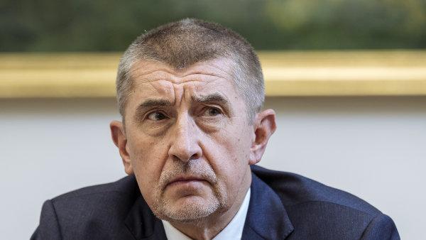 Andrej Babiš vypovídal na policii v kauze Čapí hnízdo - Ilustrační foto.