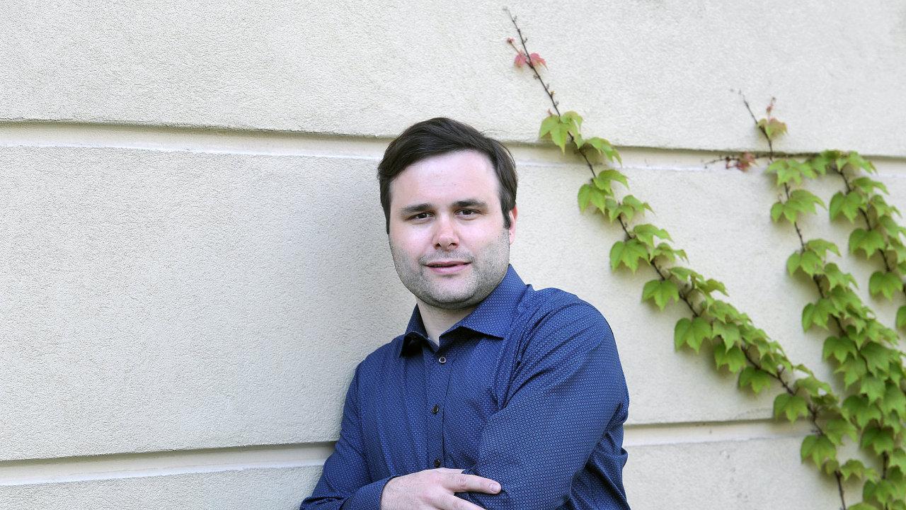 Martin Kešner - investiční manažer J&T Ventures, 10. 5. 2018, Praha