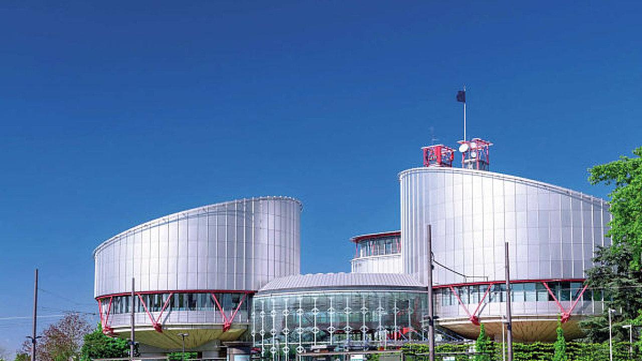 Evropský soud pro lidská práva ve Štrasburku