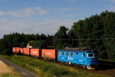 Nákladní doprava je nejvýdělečnějším oborem skupiny ČD.