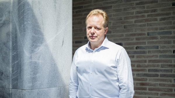 Igor Kolomeysky, generální ředitel Sberbank International.