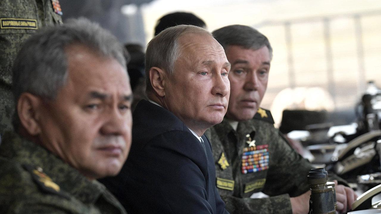 Při nástupu jednotek po cvičení Putin prohlásil, že Rusko je mírumilovná země připravená ke spolupráci s kterýmkoli státem, jenž má zájem o partnerství.