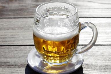 Točené pivo. - Ilustrační foto