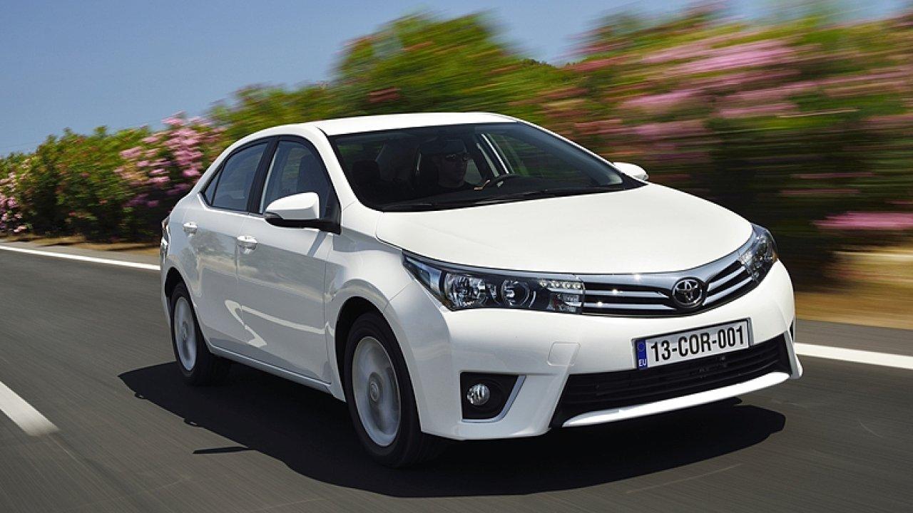 Toyota Corolla generace