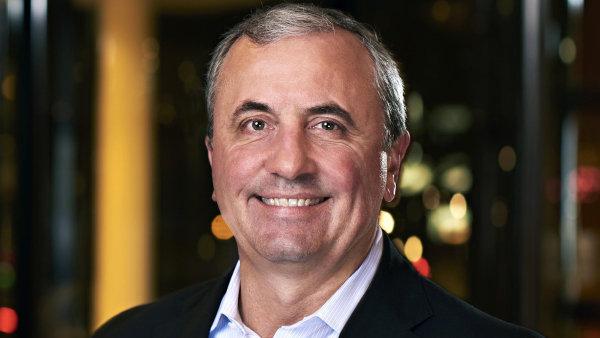 Carmine Di Sibio bude od 1. července 2019 novým generálním ředitelem a předsedou správní rady EY