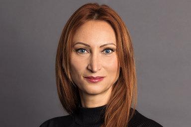 Marta Šťastná, Business Development Director ve společnosti CBRE