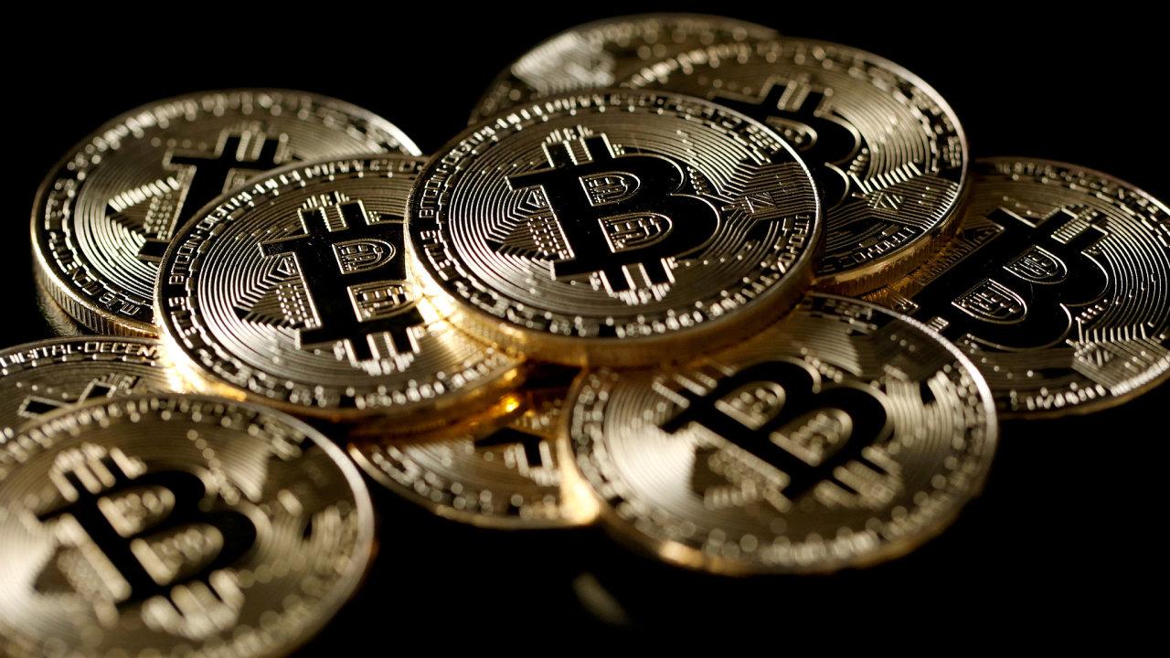 bitcoin, kryptoměna
