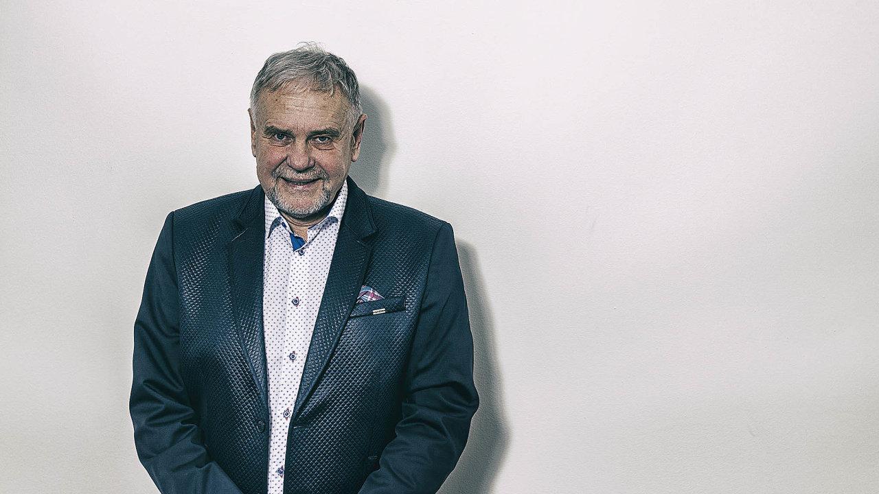 Vladislav Bříza, statutární ředitel a předseda správní rady Koh-i-noor holdingu