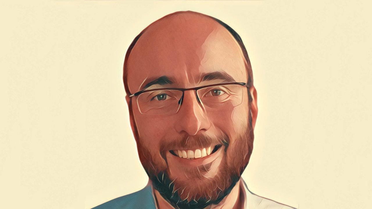 Zakladatel společnosti Bulletproof AI Martin Rehák