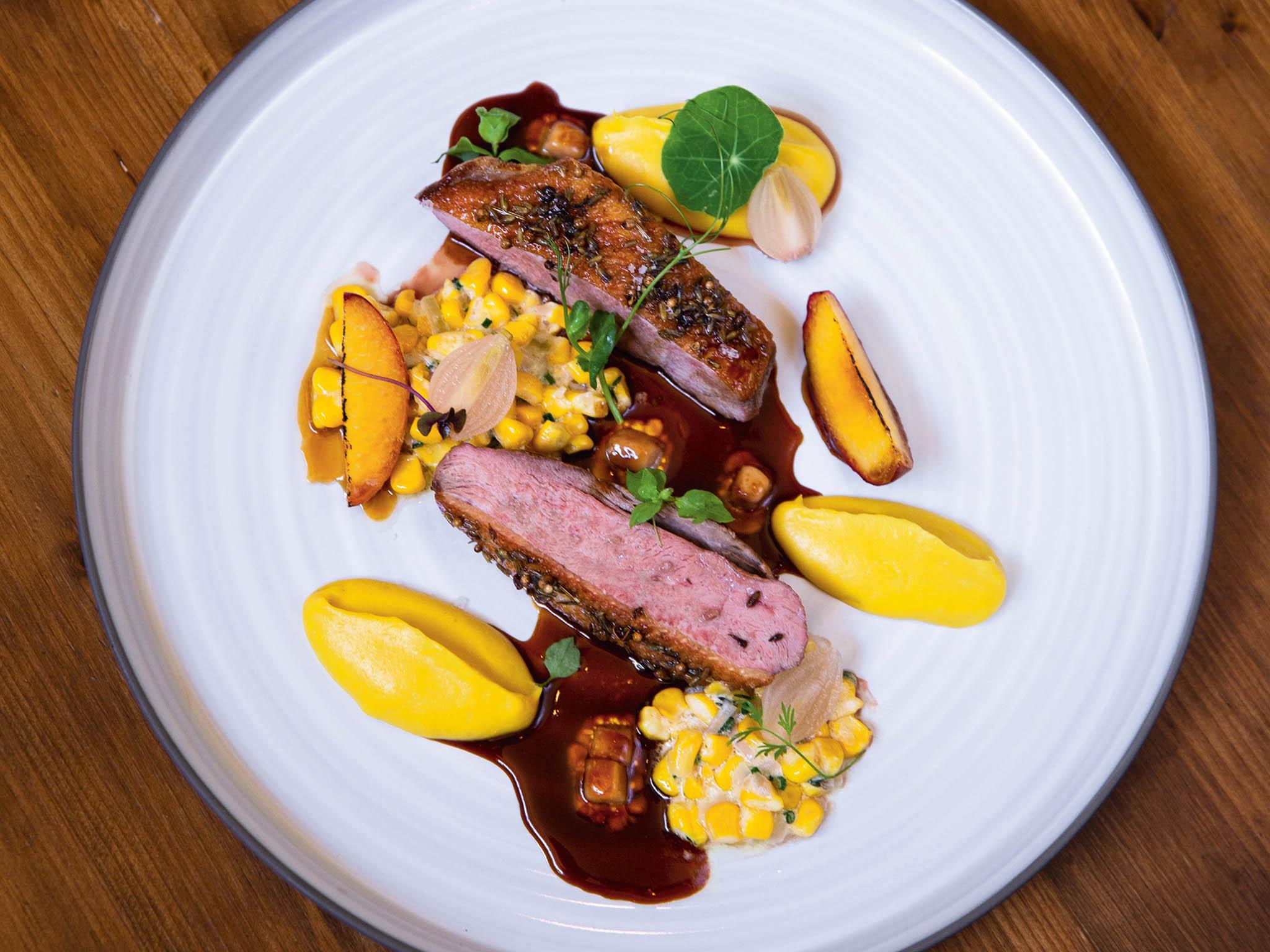 V La Verandě připravují jídla inspirovaná návštěvou trendy gastronomických destinací.