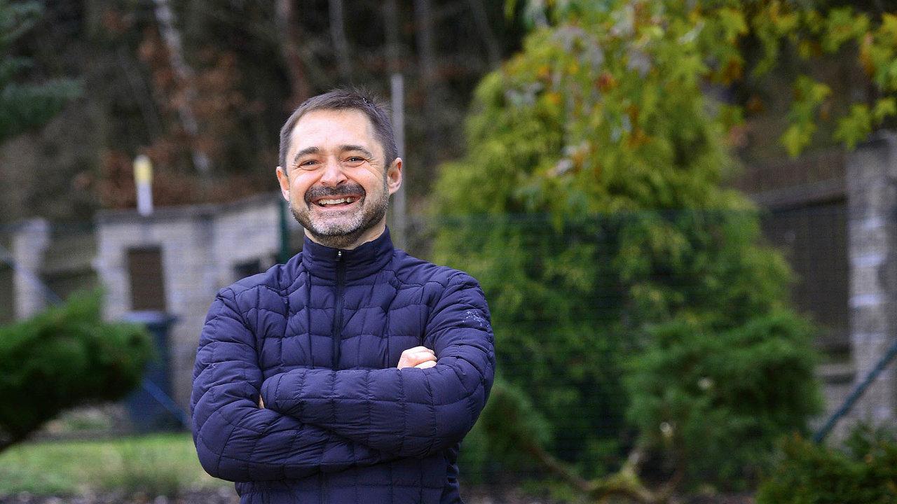 Předseda české divize společnosti Turnaround Management Association Petr Smutný