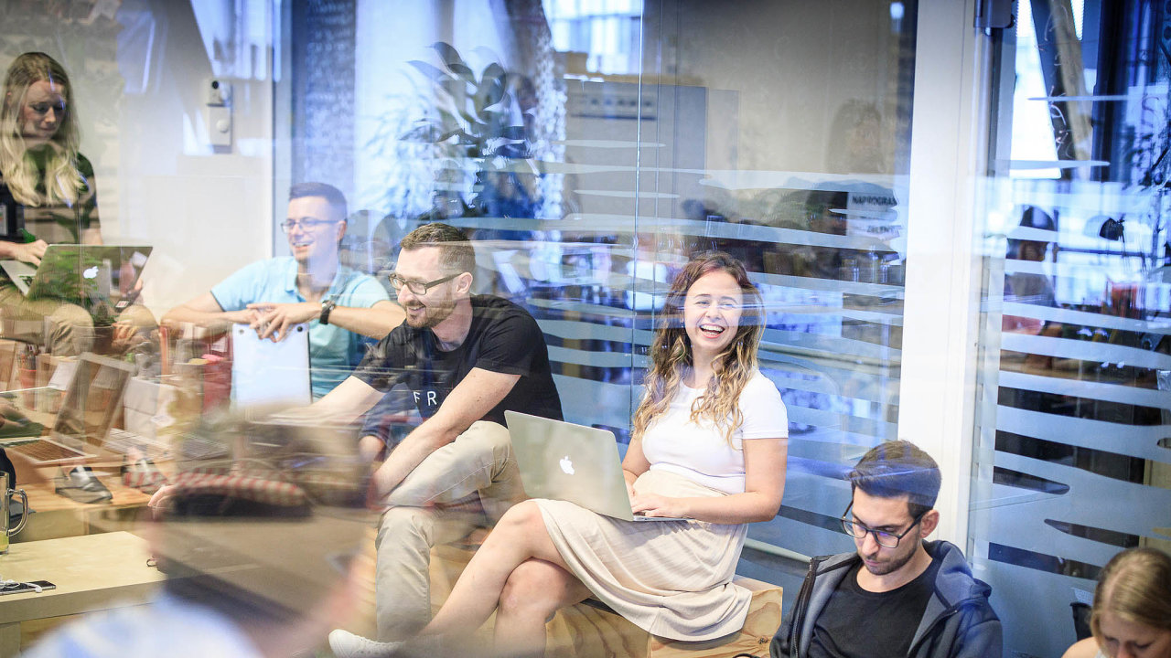 Reklamní agentura Fragile si zakládá narespektu individuálních potřeb svých pracovníků. Sami si veřejně navrhují výše odměn ajezdí spolu pracovat naBali.