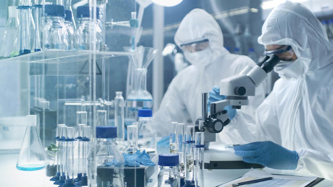Česko chce při podpoře exportu více sázet na obory s vysokým podílem vědy a výzkumu - Ilustrační foto.