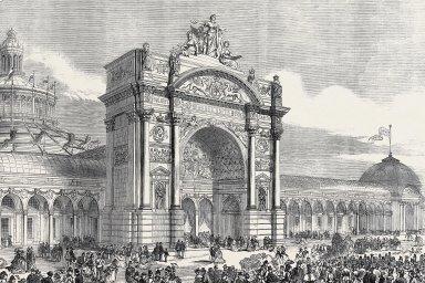 Ke čtvrtstoletí panování Františka Josefa I. byla 1.května 1873 v hlavním městě monarchie otevřena Světová výstava. Už 9. května však zprávy o ní přebily informace okrachu na vídeňské burze.
