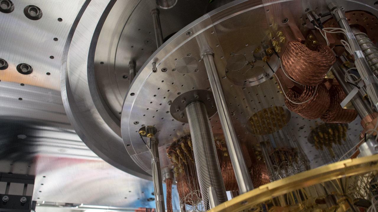 Honeywell prý sestavil dvakrát výkonnější kvantový počítač, než zatím zvládla konkurence - Ilustrační foto.