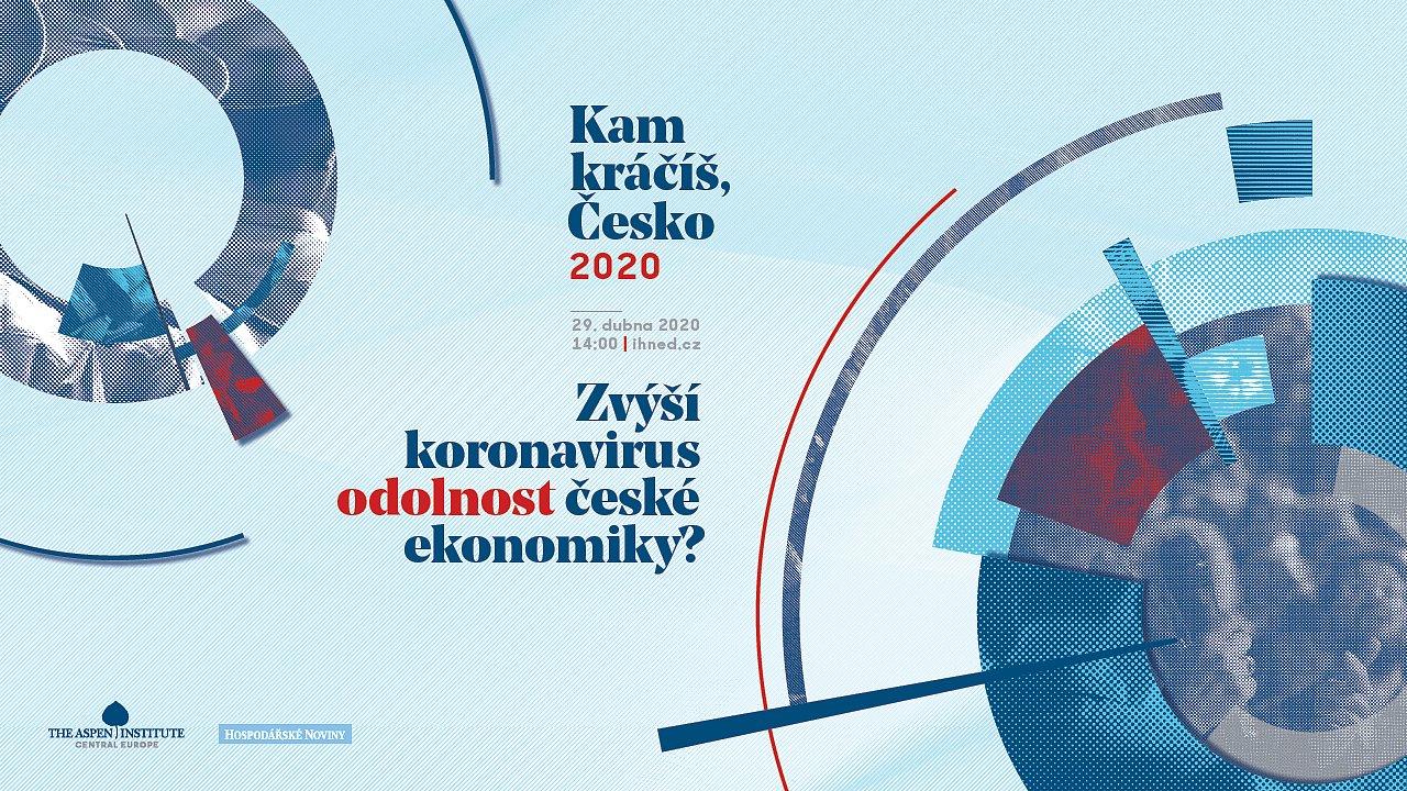 Může Česko z koronaviru i těžit? Na dotazy čtenářů odpovídali experti ve středu 29. dubna od 14 hodin.