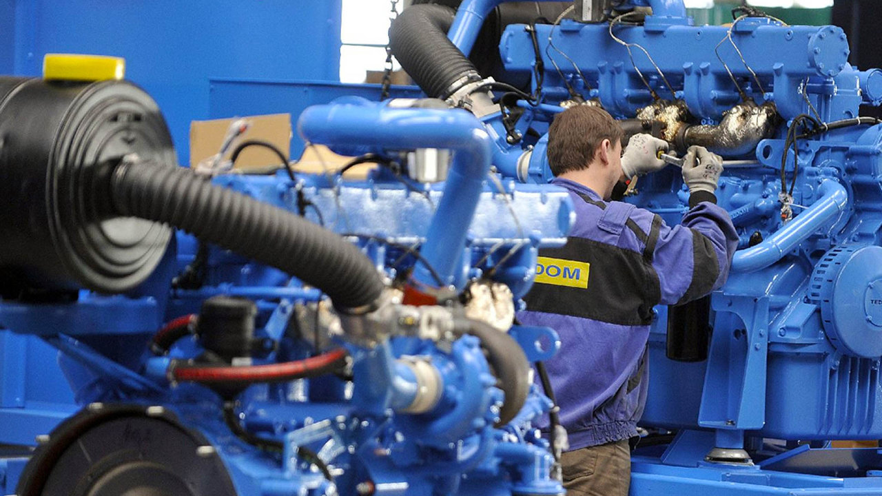 Nákupem motorárny Liaz firma získala vlastní vývoj a produkci spalovacích motorů.