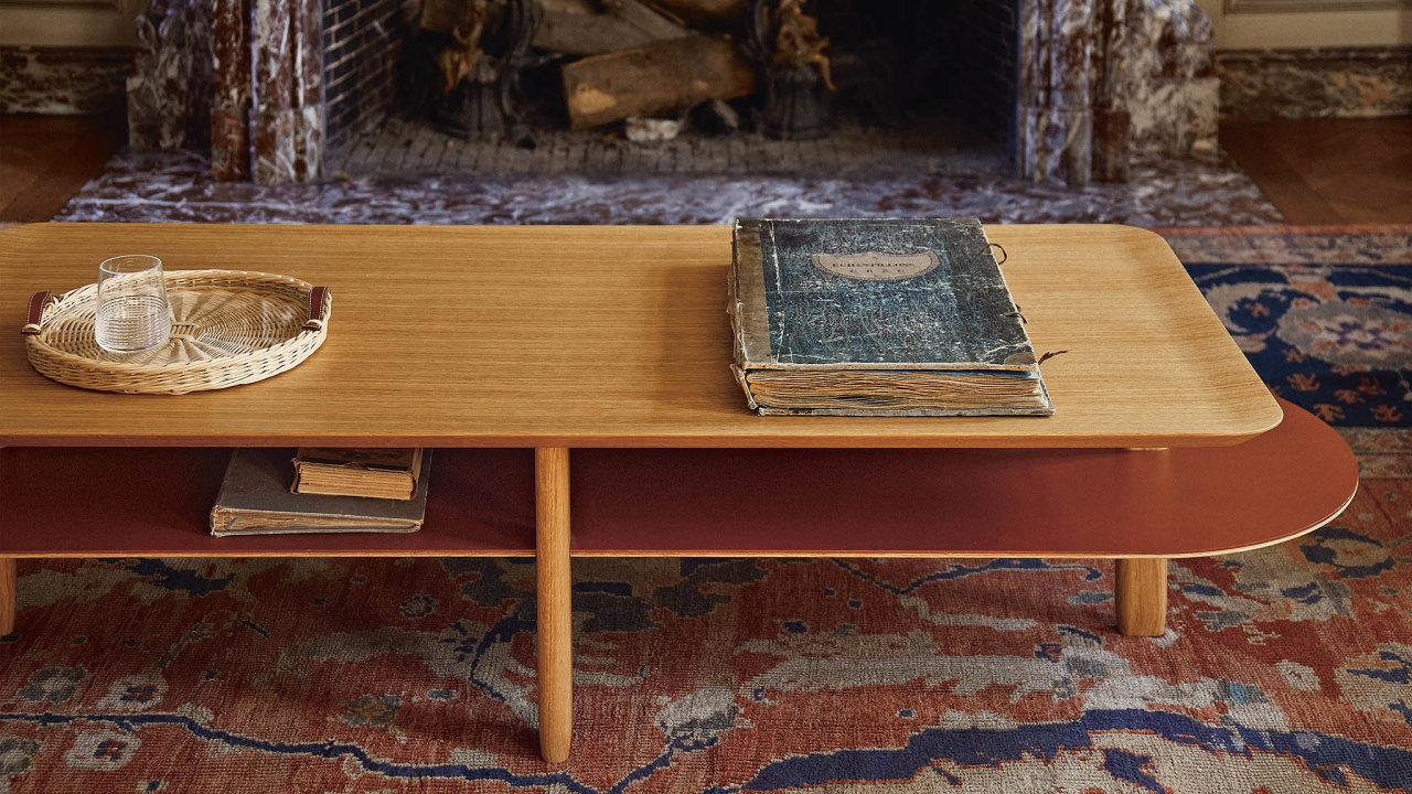 Konferenční stolek Hippodrome d'Hermès odNormal Studio. Info oceně vbutiku.