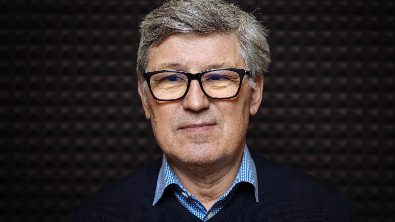 Zdeněk Jahoda vpodcastu Poprvé vyprávěl o tom, jak se se svojí formou Emco dostal až k výrobě cereálií.