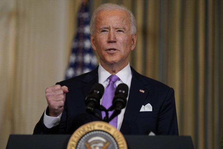 Americký prezident Joe Biden šest dní po nástupu do Bílého domu poprvé telefonoval s ruským prezidentem Vladimirem Putinem.