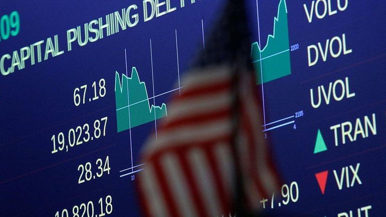 Bankéř: Otřesy na Wall Street? Spikla se smečka ze sociálních sítí, otevře to trh