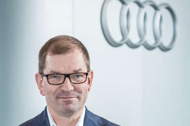 Markus Duesmann, předseda představenstva Audi AG